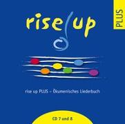 Cover-Bild zu CD rise up plus 7/8