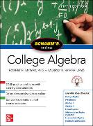 Cover-Bild zu Spiegel, Murray R.: Schaum's Outline of College Algebra, Fifth Edition