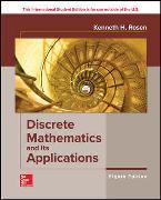 Cover-Bild zu Rosen, Kenneth: Discrete Mathematics and Its Applications