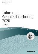Cover-Bild zu Lohn- und Gehaltsabrechnung 2020 - inkl. Arbeitshilfen online (eBook) von Conrad, Claus-Jürgen