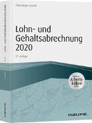 Cover-Bild zu Lohn- und Gehaltsabrechnung 2020 - inkl. Arbeitshilfen online von Conrad, Claus-Jürgen