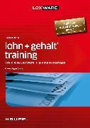 Cover-Bild zu Lexware lohn + gehalt® training (eBook) von Conrad, Claus-Jürgen
