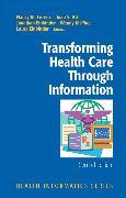 Cover-Bild zu Transforming Health Care Through Information (eBook) von Einbinder, Jonathan (Hrsg.)