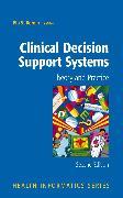 Cover-Bild zu Clinical Decision Support Systems (eBook) von Berner, Eta S. (Hrsg.)