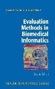 Cover-Bild zu Evaluation Methods in Biomedical Informatics (eBook) von Wyatt, Jeremy
