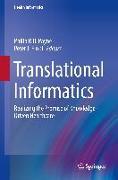 Cover-Bild zu Translational Informatics von Payne, Philip R.O. (Hrsg.)