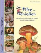 Cover-Bild zu Lüder, Rita: Pilze zum Genießen