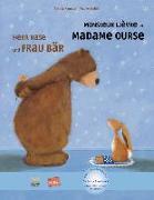 Cover-Bild zu Kempter, Christa: Herr Hase & Frau Bär. Kinderbuch Deutsch-Französisch