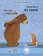 Cover-Bild zu Kempter, Christa: Herr Hase & Frau Bär. Kinderbuch Deutsch-Türkisch