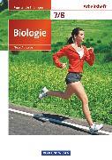 Cover-Bild zu Angermann, Iris: Biologie - Ausgabe Volk und Wissen, Regelschule Thüringen - Neue Ausgabe, 7./8. Schuljahr, Arbeitsheft