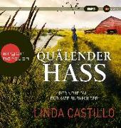 Cover-Bild zu Quälender Hass von Castillo, Linda