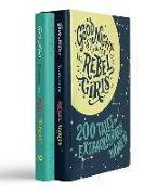 Cover-Bild zu Favilli, Elena: Good Night Stories for Rebel Girls - Gift Box Set: 200 Tales of Extraordinary Women