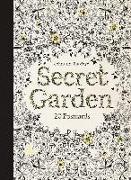Cover-Bild zu Secret Garden von Basford, Johanna