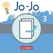 Cover-Bild zu Jo-Jo Sprachbuch, Allgemeine Ausgabe - Neubearbeitung 2016, 3. Schuljahr, FRESCH-Karte, 10 Stück im Paket
