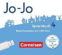 Cover-Bild zu Jo-Jo Sprachbuch, Allgemeine Ausgabe - Neubearbeitung 2016, 4. Schuljahr, Begleitmaterial auf USB-Stick, Inkl. E-Book als Zugabe und Unterrichtsmanager auf scook.de