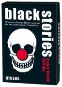 Cover-Bild zu Harder, Corinna: black stories - Funny Death Edition
