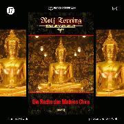 Cover-Bild zu Die Rache des Malaien Chira (Audio Download) von Ostwald, Thomas