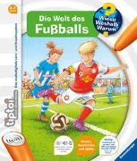 Cover-Bild zu Friese, Inka: tiptoi® Die Welt des Fußballs