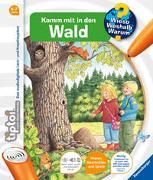 Cover-Bild zu Friese, Inka: tiptoi® Komm mit in den Wald