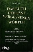 Cover-Bild zu Cnyrim, Petra: Das Buch der fast vergessenen Wörter (eBook)