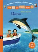 Cover-Bild zu Obrecht, Bettina: Erst ich ein Stück, dann du - Delfine