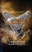 Cover-Bild zu Magoon, Kekla: Voyagers - Tödliches Labyrinth