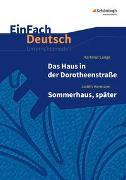 Cover-Bild zu EinFach Deutsch Unterrichtsmodelle von Wölke, Alexandra