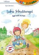 Cover-Bild zu Ammerer, Karin: LESEZUG/1. Klasse: Lukis Schutzengel hat viel zu tun