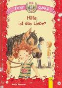 Cover-Bild zu Ammerer, Karin: Hilfe, ist das Liebe?