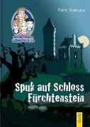 Cover-Bild zu Ammerer, Karin: Detektivbüro Schnüffel & Co.: Spuk auf Schloss Fürchtenstein