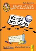 Cover-Bild zu Ammerer, Karin: Inspektor Schnüffels geheime Ratekrimi Bibliothek - Knack den Code!