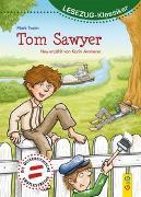 Cover-Bild zu Ammerer, Karin: LESEZUG/Klassiker: Tom Sawyer