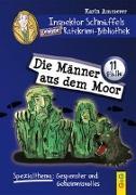 Cover-Bild zu Ammerer, Karin: Inspektor Schnüffels geheime Ratekrimi-Bibliothek - Die Männer aus dem Moor