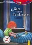 Cover-Bild zu Ammerer, Karin: LESEZUG/Vor- und Mitlesen: Sara und der Flaschengeist