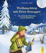 Cover-Bild zu Ammerer, Karin: Weihnachten mit Peter Rosegger