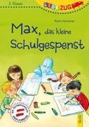 Cover-Bild zu Ammerer, Karin: LESEZUG/2.Klasse: Max, das kleine Schulgespenst
