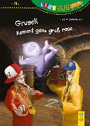 Cover-Bild zu Ammerer, Karin: Lesezug/3. Klasse: Gruseli kommt ganz groß raus