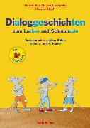 Cover-Bild zu Dialoggeschichten zum Lachen und Schmunzeln / Silbenhilfe von Reider, Katja
