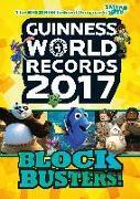 Cover-Bild zu Guinness World Records: Guinness World Records 2017: Blockbusters!