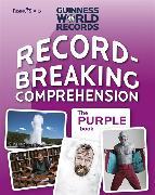 Cover-Bild zu Guinness World Records: Record Breaking Comprehension Purple Book