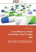 Cover-Bild zu L'insuffisance rénale chronique chez le sujet agé von De Monval-D