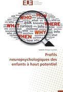 Cover-Bild zu Profils neuropsychologiques des enfants à haut potentiel von Loureiro-I