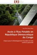 Cover-Bild zu Accès à l'Eau Potable en République Démocratique du Congo von Beya Dibue-J
