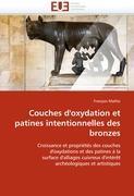 Cover-Bild zu Couches d'oxydation et patines intentionnelles des bronzes von Mathis-F
