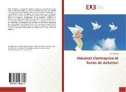 Cover-Bild zu Mecenat D'Entreprise Et Fonds de Dotation von Forneris Elsa