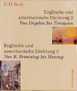 Cover-Bild zu Bd. 1-4: Englische und amerikanische Dichtung Gesamtwerk - Englische und amerikanische Dichtung von Koppenfels, Werner von (Hrsg.)