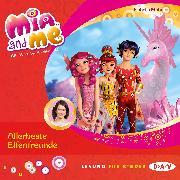 Cover-Bild zu Mia and me - Teil 19: Allerbeste Elfenfreunde (Audio Download) von Mohn, Isabella