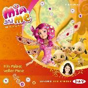 Cover-Bild zu Mia and me - Ein Palast voller Pane Teil 12 (Audio Download) von Mohn, Isabella