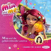 Cover-Bild zu Mia and me - Teil 8: Mia und die geheimnisvolle Laterne (Audio Download) von Mohn, Isabella