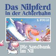 Cover-Bild zu Das Nilpferd in der Achterbahn, Folge 1: Die Sandbank im Nil (Audio Download) von Kehrhahn, Hedda